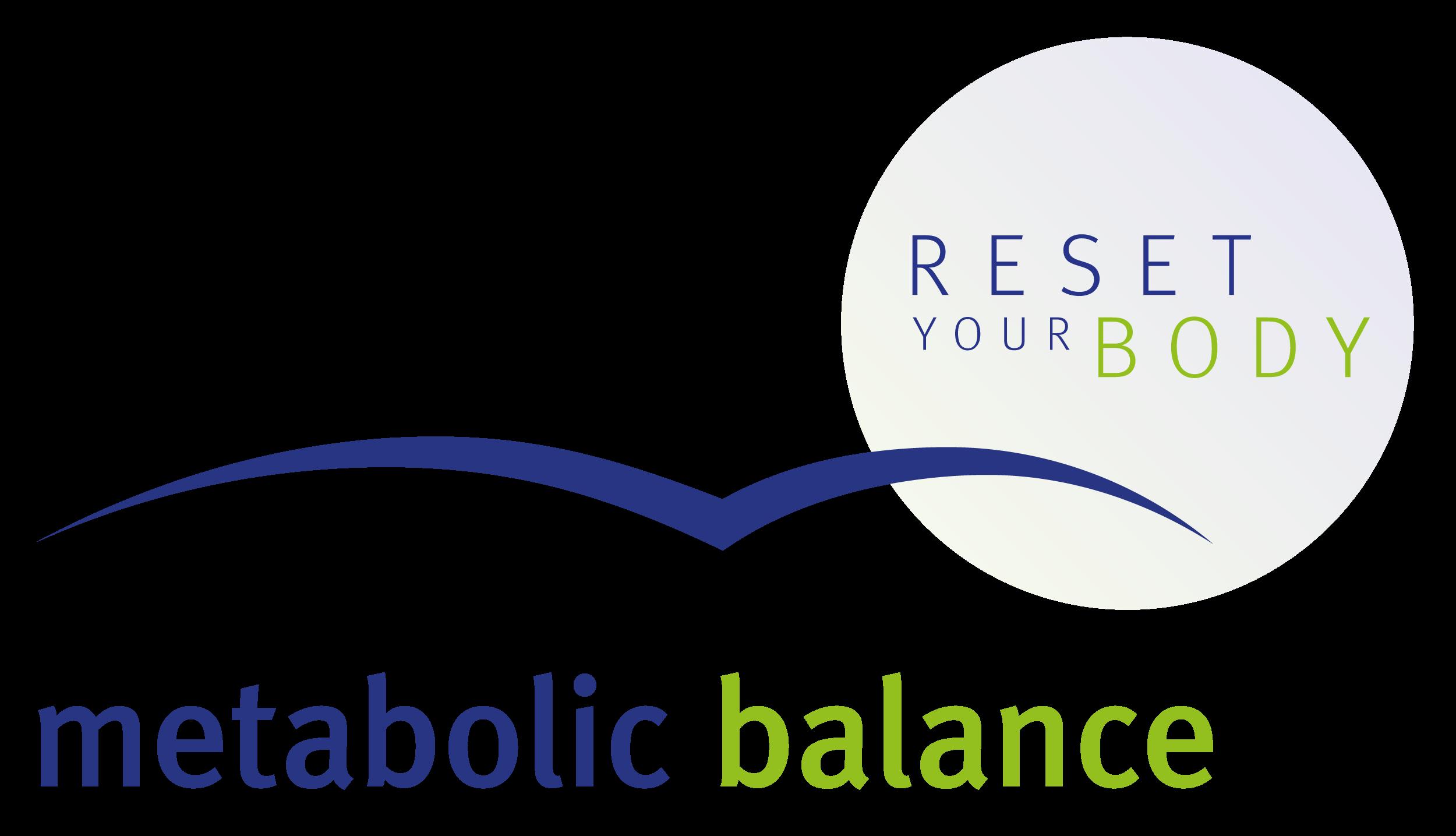 Metabolic Balance reset your body logo